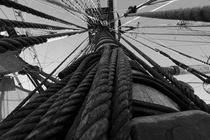 Looming mast on a tall ship by Intensivelight Panorama-Edition