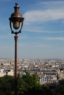 View on Paris from Montmartre by cryptoanarchist