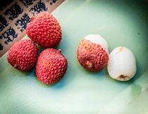 Lychee Fruit von Jim DeLillo