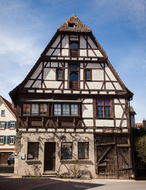Half-timbered House, Besigheim by safaribears