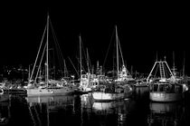 harbour at night iso10000 by Joseph Borsi