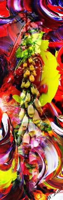 Natur Abstrakt  35 by Walter Zettl
