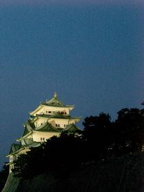 Nagoya Castle von Jan Moesen