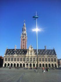 Leuven Ladeuze by Jan Moesen