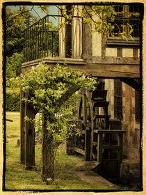 Die Mühle 2 by Uwe Karmrodt