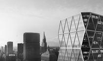 Hearst Tower Manhattan BW by Alessio Parolin