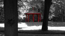 Pavillon im Hofgarten Ansbach von Thomas Erbacher
