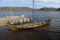 Viking ship by Intensivelight Panorama-Edition