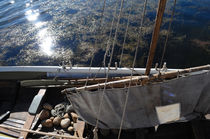 Sail of a Viking ship von Intensivelight Panorama-Edition