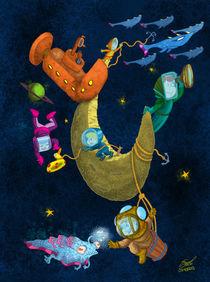 Subspace Mininauts von Erick Sulaiman