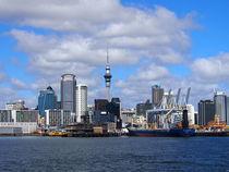 Auckland Skyline by 2eyes4beauty