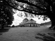Schloss Solitude, Stuttgart, Germany von 2eyes4beauty