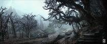 Dead Forest by Martin Kupski