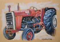 Traktor Ferguson BZ126 by Lidija Kämpf