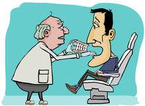 dentist visit by klemen gorup