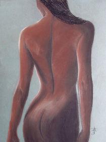 Weiblicher Akt von Simone Hofmann