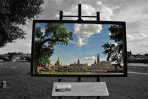 Dresden by ralf werner froelich
