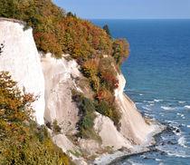 Kreidefelsen im Herbst by svantevit