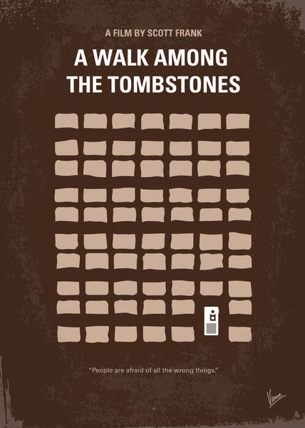No341-my-walk-among-the-tombstones-minimal-movie-poster