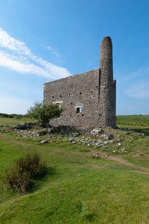 Ruine, Minions, Cornwall von dresdner