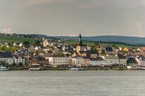 Rüdesheim 7 von Erhard Hess