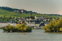 Rüdesheim 3 von Erhard Hess
