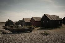 Schwedisches Fischerdorf von Christian Lange
