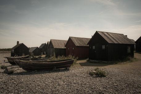 Schwedisches-fischerdorf