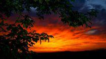 Der Himmel brennt by Kathrin Battenstein
