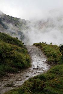 Alpenwanderweg by Jens Berger