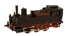 Dampflokomotive, Modell, Freigestellt von Ulrich Missbach