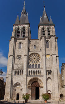 Blois Cathedral by safaribears