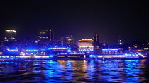 Blue Port Hamburg  by hamburgart