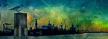 blue sunset von urs-foto-art