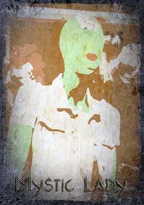 Mystic Lady by Roland H. Palm