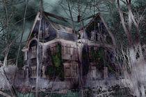mein Geisterhaus - my haunted house von Frank Zoller