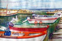 Im Hafen von Irina Usova