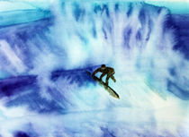 Surfer von Irina Usova