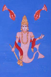 Matsyamurti by Pratyasha Nithin
