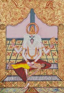 Nrsimhamurti by Pratyasha Nithin