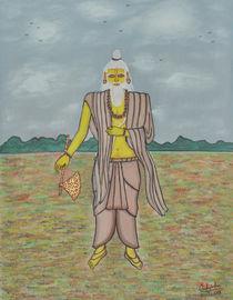 Parashurama by Pratyasha Nithin