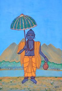 Vamanamurti by Pratyasha Nithin