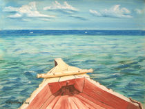 Ich und der Ozean by Lidija Kämpf