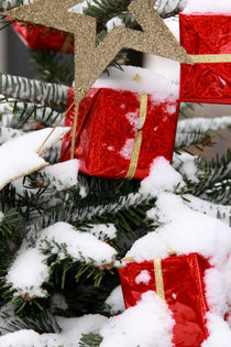 Verschneite Weihnachten - Snowy Christmas 4 von Marc Heiligenstein