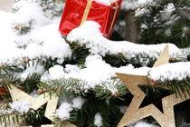 Verschneite Weihnachten - Snowy Christmas 3 von Marc Heiligenstein