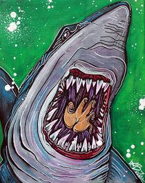 Shark Kill Zone von Laura Barbosa