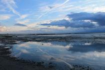East Frisian Clouds von wattfrucht