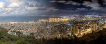 Haifa DayNight by Simon Andreas Peter