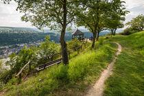 Hütte am 3-Burgen-Blick by Erhard Hess