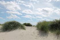Sanddünen in Norddeich von wattfrucht